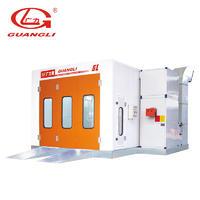industrial spray booth downdraft spray booth GL1000-A1